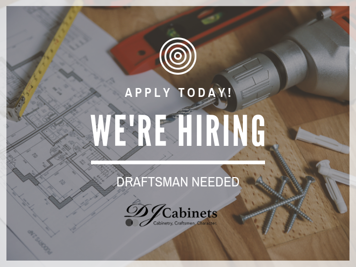 We're hiring Cabinet Designers Stillwater, OK